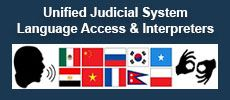 UJS Language Access & Interpreters Opens in new window